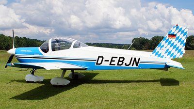 D-EBJN - Bolkow Bo.209 Monsun 150RV - Private