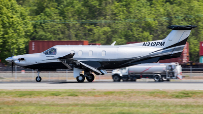 N312PM - Pilatus PC-12/47E - Private