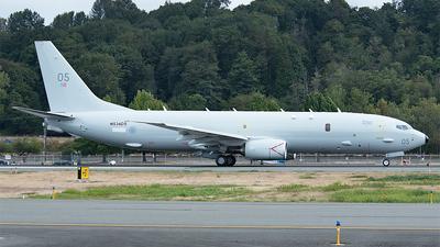 N534DS - Boeing P-8A Poseidon - United Kingdom - Royal Air Force (RAF)