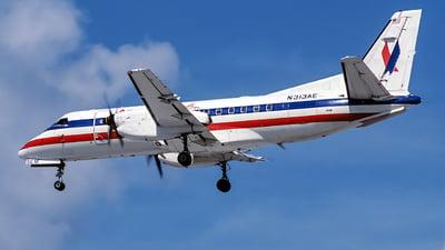 N313AE - Saab 340B - American Eagle