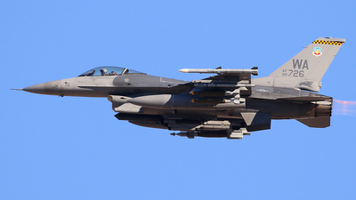 90-0726 - General Dynamics F-16CM Fighting Falcon - United States - US Air Force (USAF)