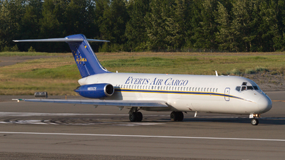 N930CE - McDonnell Douglas DC-9-33(F) - Everts Air Cargo