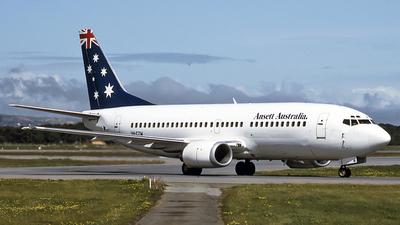 VH-CZM - Boeing 737-377 - Ansett Australia