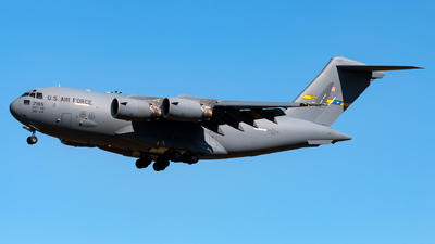 07-7185 - Boeing C-17A Globemaster III - United States - US Air Force (USAF)