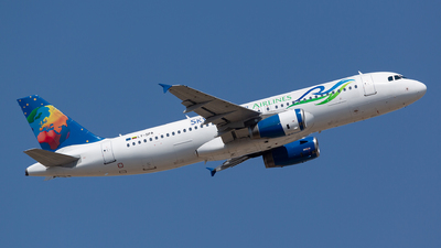 LY-SPA - Airbus A320-232 - Sky Angkor Airlines