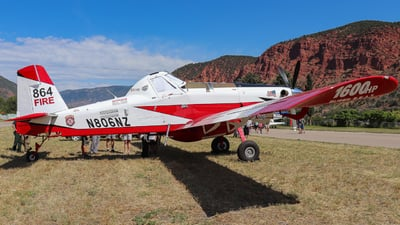 N806NZ - Air Tractor AT-802A - Private