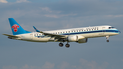 B-3145 - Embraer 190-100LR - China Southern Airlines