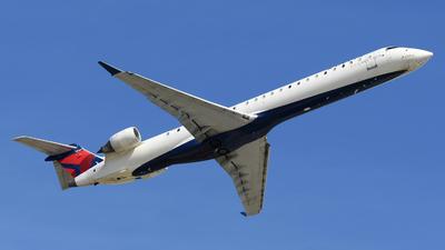 N184GJ - Bombardier CRJ-900LR - Delta Connection (GoJet Airlines)