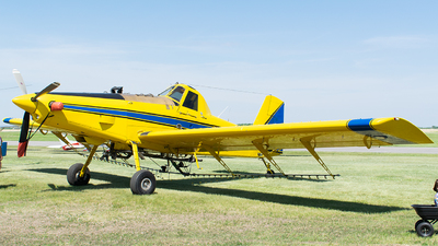 A picture of N5196T - Air Tractor AT502B - [502B0556] - © John Newsome