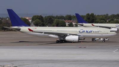 TC-OCM - Airbus A330-243 - Onur Air