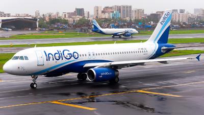 VT-INS - Airbus A320-232 - IndiGo Airlines