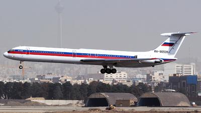 RA-86539 - Ilyushin IL-62M - Russia - Government