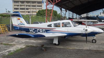 HC-CRG - Piper PA-44-180T Turbo Seminole - Alas del Ecuador