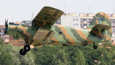 SP-KTS - PZL-Mielec An-2 - Private