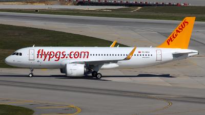 TC-NCU - Airbus A320-251N - Pegasus Airlines
