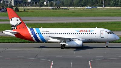 RA-89086 - Sukhoi Superjet 100-95LR - Yamal Airlines