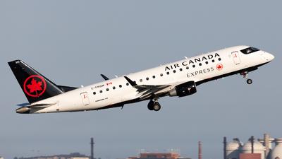 C-FRQW - Embraer 170-200SU - Air Canada Express (Sky Regional Airlines)