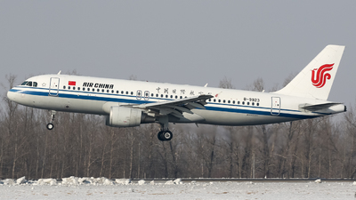 A picture of B9923 - Airbus A320214 - Air China - © TasKforce404-HK416