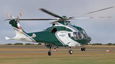 G-SASX - Agusta-Westland AW-169 - Specialist Aviation Services