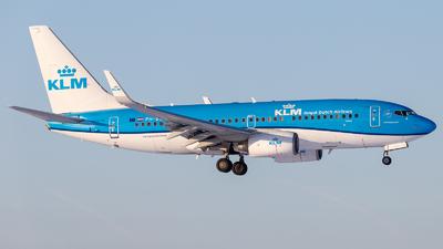 PH-BGP - Boeing 737-7K2 - KLM Royal Dutch Airlines