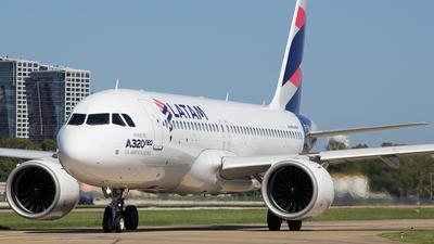 PT-TMN - Airbus A320-271N - LATAM Airlines