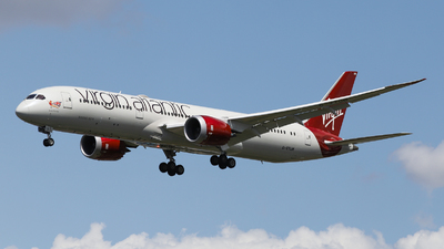 G-VYUM - Boeing 787-9 Dreamliner - Virgin Atlantic Airways