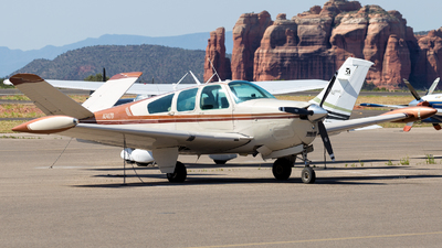 N3417B - Beechcraft D35 Bonanza - Private