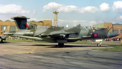 XV348 - Blackburn Buccaneer S.2B - United Kingdom - Royal Air Force (RAF)