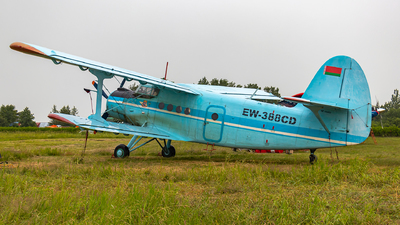 EW-388CD - PZL-Mielec An-2 - Private
