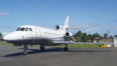 N754WC - Dassault Falcon 900EX - Private