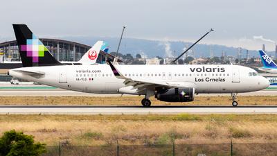 XA-VLQ - Airbus A320-233 - Volaris