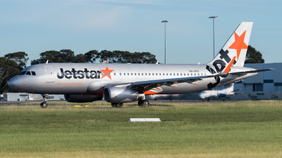 A picture of VHVFU - Airbus A320232 - Jetstar Airways - © Andrew Lesty