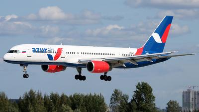 VP-BLT - Boeing 757-28A - Azur Air