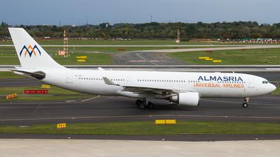 SU-TCH - Airbus A330-202 - Almasria Universal Airlines