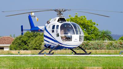 TI-BEA - MBB Bo105C - Aerobell