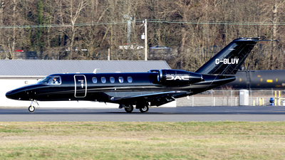 C-GLUV - Cessna 525 Citation CJ4 - Private
