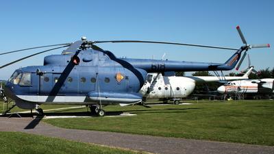 95-02 - Mil Mi-14PL Haze - Germany - Air Force