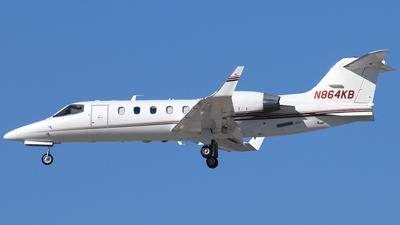 A picture of N864KB - Learjet 31A - [31048] - © Jason Whitebird