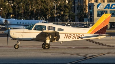 A picture of N8318C - Piper PA28151 - [287615087] - © Alex Crail