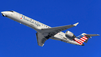 N511AE - Bombardier CRJ-701 - American Eagle (PSA Airlines)