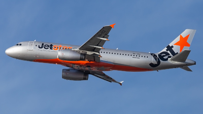 VH-VGZ - Airbus A320-232 - Jetstar Airways