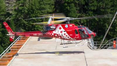 HB-ZPB - Eurocopter AS 350B3 Ecureuil - Air Zermatt