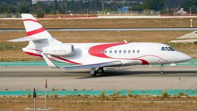 CS-EPE - Dassault Falcon 2000EX - Private