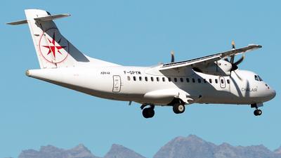 F-GPYM - ATR 42-500 - Chalair Aviation