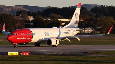 A picture of SERPJ - Boeing 7378JP - Norwegian - © R.Rimestad