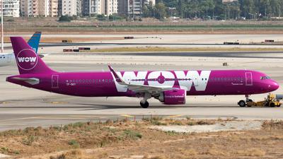 TF-SKY - Airbus A321-253N - WOW Air