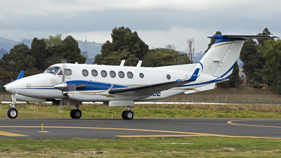 N841DE - Beechcraft B300C King Air 350C - Private