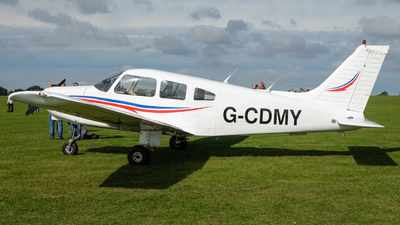 G-CDMY - Piper PA-28-161 Warrior II - Private