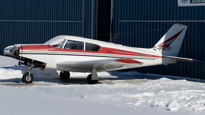 C-FMTP - Piper PA-24-250 Comanche - Private