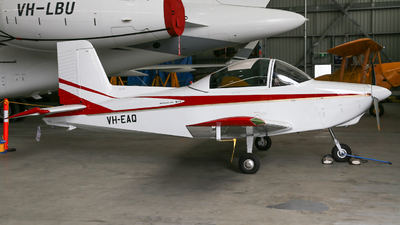 VH-EAQ - AESL Airtourer 115 - Private